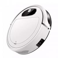 Buy cheap White Automatic Remote Control Robot Vacuum Cleaner With 2600mAh Battery from wholesalers