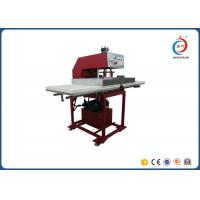 Quality Hydraulic Dual Station Cloths T Shirt Printing Machine / Sublimation Heat Press for sale