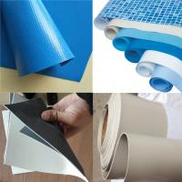 China PVC Waterproof Membrane, factory in China, swimming pool, good price, antiuv, antimicrobial, long shelf life, good price on sale