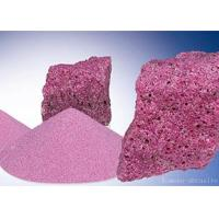 Quality Pink Fused Aluminium Oxide Glass Oven and other Refractory Materials for sale