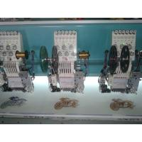 Tai Sang embroidery machine excellence model 615(6 needles 15 heads high speed embroidery machine) Manufactures