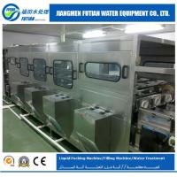 Full Automatic Purified Drinking Water Filling Machine 1000-2000bph Manufactures