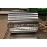 China Brick Grain Aluminium Colour Coated Coils Cold / Hot Roll 1200mm External Diameter on sale
