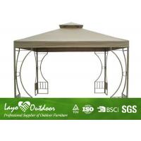 Large Outdoor Canopy Gazebo Party Tent Weatherproof Backyard Outdoor Furniture Manufactures