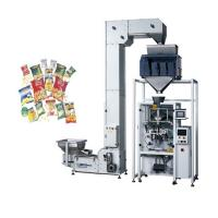 multihead weigher Chips/Chocolate/Dry herbal nut packaging machine Manufactures