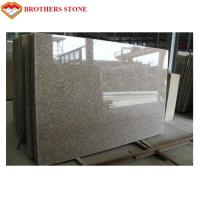 China 18mm Thickness Polished Granite Stone G687 Tiles And Slabs For Decoration on sale