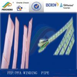 PFA  Cable bundle tube,PFA coil tube,PFA rotary-cut tube, PFA bobbin Manufactures