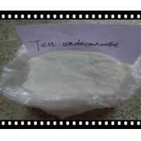 GMP Quality Steroid Hormone Injectable Testosterone Undecanoate CAS  5949-44-0 Manufactures