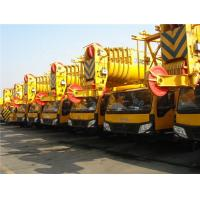 China XCMG 16 Ton Mobile Telescopic Boom Crane Truck Mounted Diesel Engine on sale