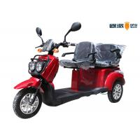 China EEC Electric 2 Seater Mobility Scooters For Handicapped People on sale