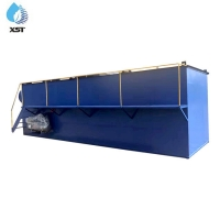 China XST Automatic 45kw 10m³/D Sanitary Sewage Treatment Plant on sale