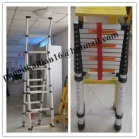Aluminium Telescopic and extension ladder&household ladder, Manufactures