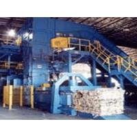Auto Waste Paper Baler, Paper Processing Machinery Manufactures