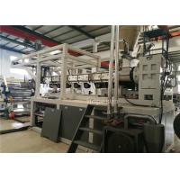 Buy cheap Plastic Profile Extrusion Machine / Twin Screw Plastic Extruder Machine from wholesalers