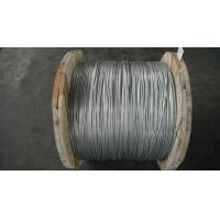 4.77mm Galvanized Steel Core Wire packed on drum as per ASTM B 498 Class A Manufactures