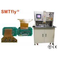 2 Fixtures Hot Bar Soldering Equipment Pulse Heating With 2 Soldering Head Manufactures