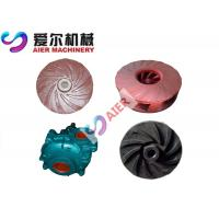 Centrifugal Slurry Pump Wear Resistant Interchangable With Warman Pump And Parts Manufactures