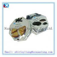 China Biscuit Tin Can Cookie Tin Box on sale