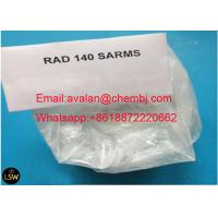 CAS 1182367-47-0  99% Purity White Oral SAM Weight Loss Powder RAD-140 Testolone for Muscle Building Manufactures