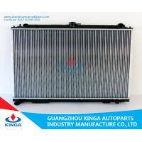 Tube Fin Aluminum Core Car Parts Radiator XTCRRA / FRONTIER 6CYL 2005-2006 MT Manufactures