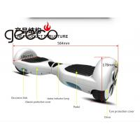 China Outdoor smart scooter samsung battery 36v electric Self balancing 2 wheel scooter in stock on sale