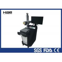110 X 110mm UV Laser Engraving Cutting Machine  For Plastic , Glass Manufactures
