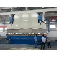 Metal Bending Brake CNC Hydraulic Mechanical Press Brake For Metal Sheet Manufactures
