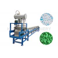Frequency Control Rosin Resin Pelletizer , Pellet Granulation Machine 0.3MPa Pressure Manufactures