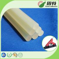 China EVA resin Light and semi-transparent 11mm Stick-like solid  Hot Melt Glue Sticks For Plastic Pressure Sensitive Based on sale