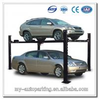 3700kg Cheap and High Quality 4 Post Car Lift for Sale Manufactures