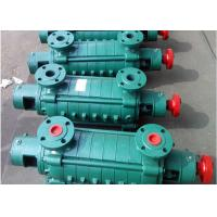 3 Phase Horizontal Multistage Pumps , Centrifugal Feed Pump For Boiler Manufactures