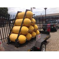 Portable Natural Gas / CNG Storage Tanks , CNG Steel Cylinder Cascade Manufactures