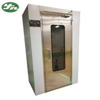 Quality Lacquering Board Cleanroom Air Shower , Clean Room Cleaning Equipment For 4-6 People for sale