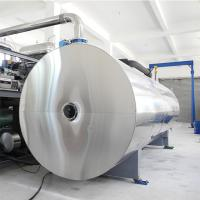 China Body Stainless Steel Vacuum Freeze Dryer , Freeze Drying Food Equipment on sale