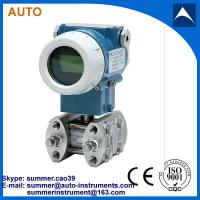 Industrial Differential Pressure Transmitter Lower Price with Hart Protocol Manufactures