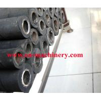 Rubber hose with steel-weaved for concrete vibrator with spring of Model ZN series Manufactures