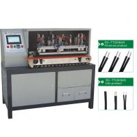Buy cheap Automatic Wire Machine for Crimping / Stripping / Seperating and Soldering from wholesalers