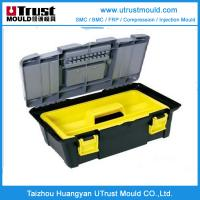 China Popular  Plastic injection mould Design plastic Custom Tool Box mould maker on sale