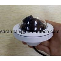 Mini Metal Dome Cameras, Vehicle Surveillance Mobile Cameras with Custom-made Logo Printing Manufactures