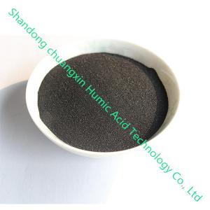 China 65% Humic Acid Organic Fertilizer Exporter on sale