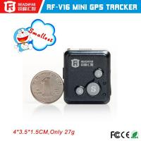 china top ten selling products go everywhere mini gps personal locator tracking device, smaller gps tracking device Manufactures