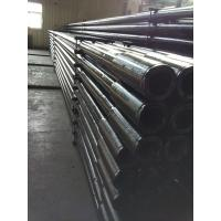 """Oil Drilling 4"""" Threaded Steel Rod Pipe Length R3 13.5 Meters NC40 S135 TC2000 Manufactures"""