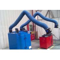 China Two-arm welding fume purifier environmental Protection Equipment on sale