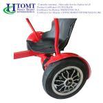 High Stability Hoverboard Kart Self Balance Scooter Bracket  Red Blue Black Manufactures