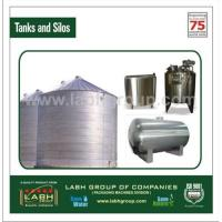 China Storage and Process steel Tanks on sale