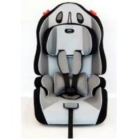 2 In 1 HDPE / Knitted Fabric Safety Car Seats For Children Of 3 To 12 Years Old Manufactures
