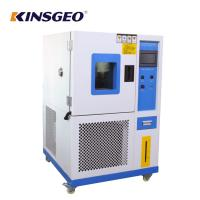 Constant Temperature Humidity Test Chamber AC 380V 3 Phase 5 Lines Manufactures