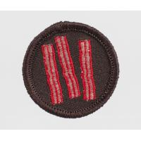 Bull embroidery star patch garment accessories badge Manufactures