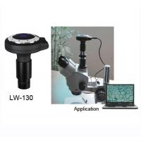 LW-130 chinese 1.3M pixel high resolution microscope digital camera electronic eyepiece Manufactures