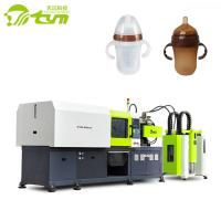 China Big Automated Injection Molding Machine For Making Baby Bottle Feeding Products on sale